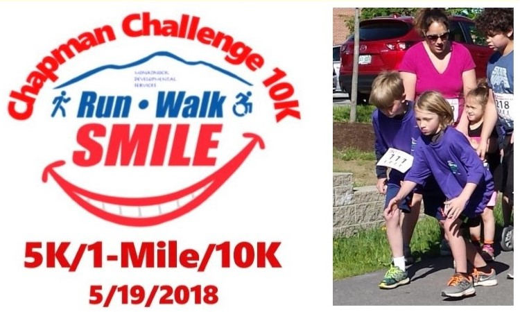 Sign up for Run Walk Smile May 19