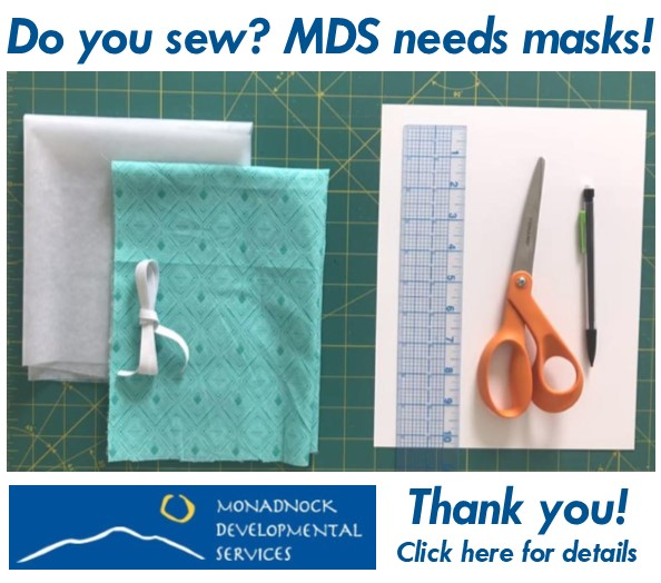 MDS Needs Cloth Face Masks & PPE